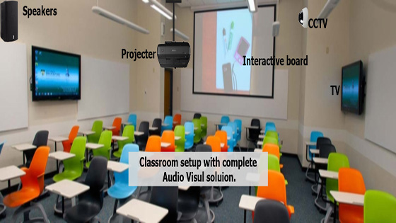 SmartClass_classroom-services